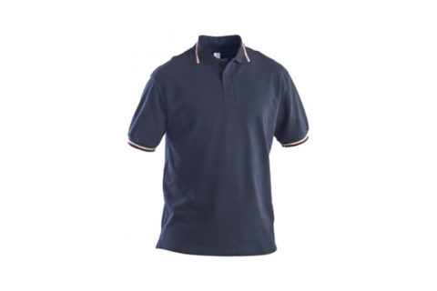 Abbigliamento Professionale Polo Tricolore Cagliari