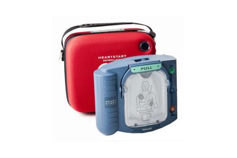 Defibrillatori HS1 Philips Iredeem Cagliari