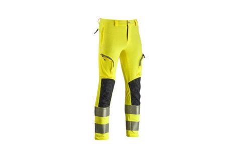 Abbigliamento Emergenza Pantalone Hornet Giallo Cagliari