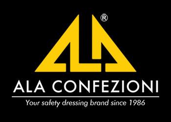 Logo Ala Confezioni